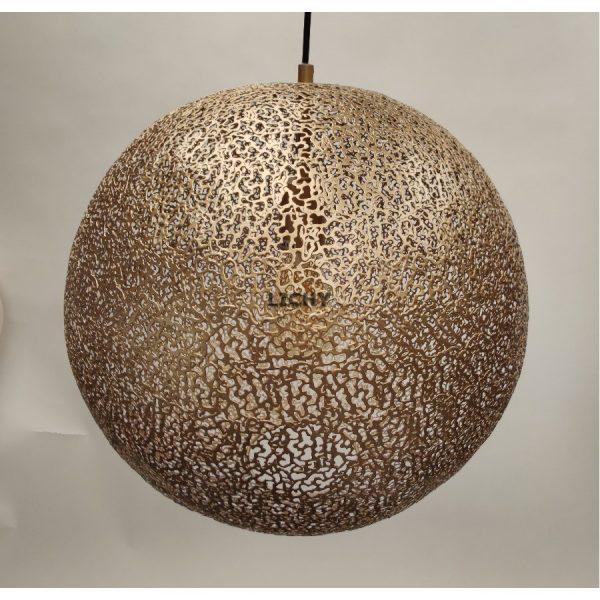 Hanglamp Bert oronero Goud 40cm h 1040 g