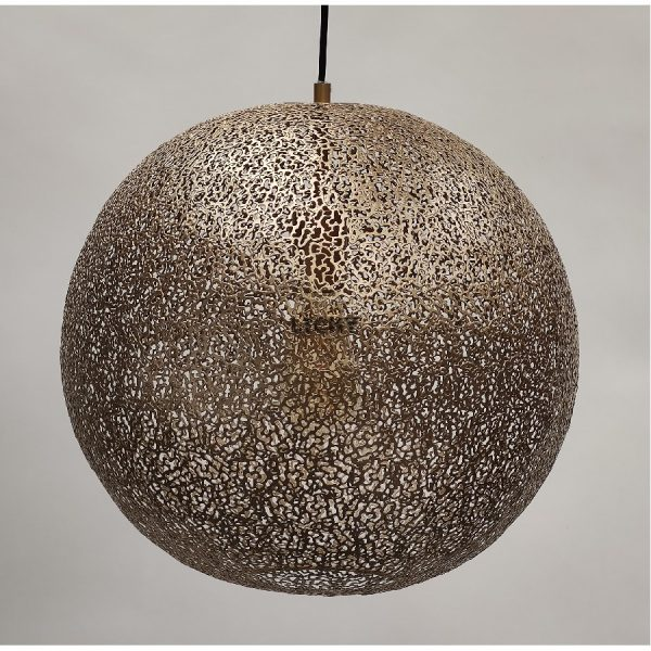 Hanglamp Bert oronero Goud 40cm h 1040 g (kopie)