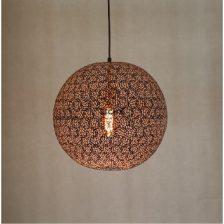 Hanglamp Bert oronero wit 40cm h 1040 w