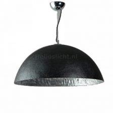 Hanglamp ETH Mezzo Tondo XL 70cm Zilver/Zwart 05-HL4172-3018