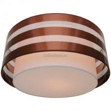 steven plafondlamp PL 0183 KOPER 47cm wit/koper