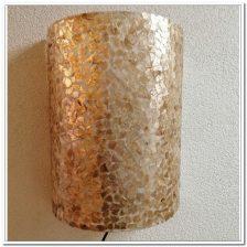 Apollo wandlamp goud / amber (kopie)