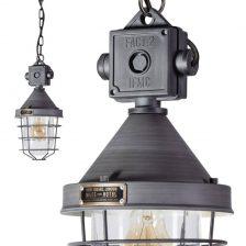 Bond hanglamp 4363-17 industrie grijs