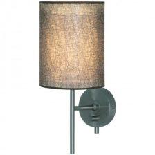 Gloas wandlamp W 1218 S + K7335 20cm staal