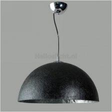 Hanglamp ETH Mezzo Tondo 54cm Zilver/Zwart 05-HL4171-3018