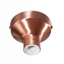 Tasso Plafondlamp E27 koper